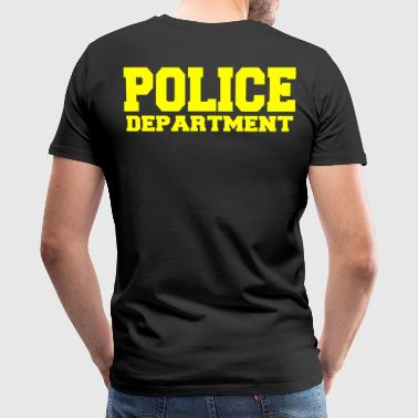 POLICE DEPARTMENT - Men's Premium T-Shirt