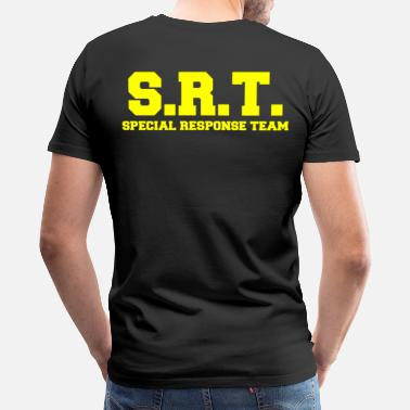 Sheriffs Department SPECIAL RESPONSE TEAM - Men's Premium T-Shirt