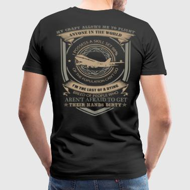 Flight attendant flight attendant - Men's Premium T-Shirt
