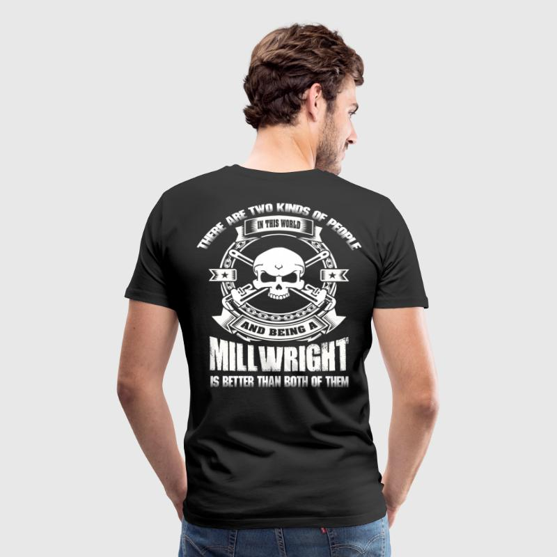 Millwright millwright - Men's Premium T-Shirt