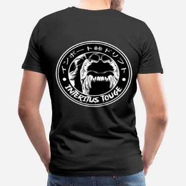 Touge interitus touge badgehhhh.png - Men's Premium T-Shirt