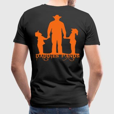 Daddies Hands - Men's Premium T-Shirt