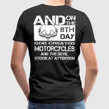 Motorcycle racing motorcycle motorcycle racing m - Men's Premium T-Shirt
