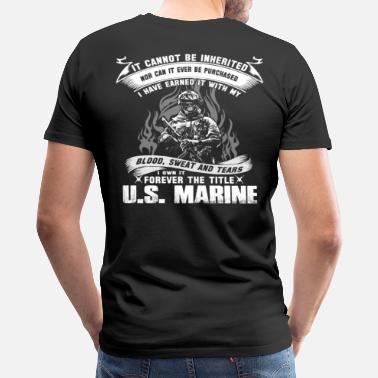 Devil Dog devil dog devil dog - Men's Premium T-Shirt
