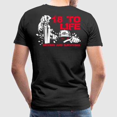 Trucker trucker truckers geek things truckers sa - Men's Premium T-Shirt