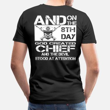 Chief Poem Tecumseh Chief indian chief chiefs halo master chief misc - Men's Premium T-Shirt