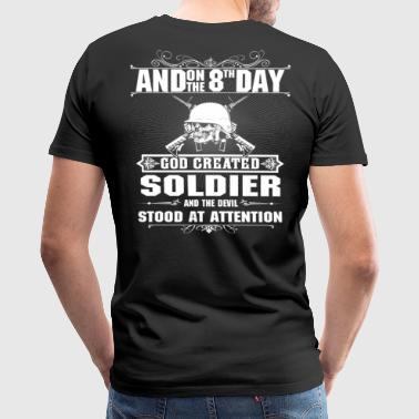 Love My Soldier soldier child soldiers fallen soldier fps soldie - Men's Premium T-Shirt