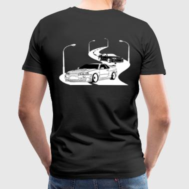 Local Drifting - Men's Premium T-Shirt
