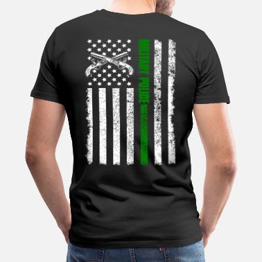 c07894c3 Military Military police military police - Men's Premium T-Shirt
