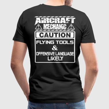 Aircraft Mechanic aircraft mechanic aircraft mec - Men's Premium T-Shirt