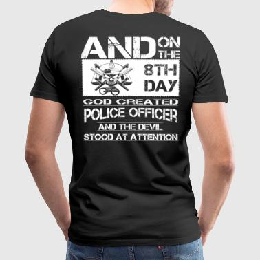 Police Officer police officer - Men's Premium T-Shirt