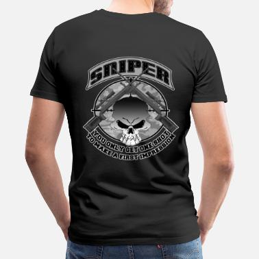 Shop American Sniper T-Shirts online | Spreadshirt