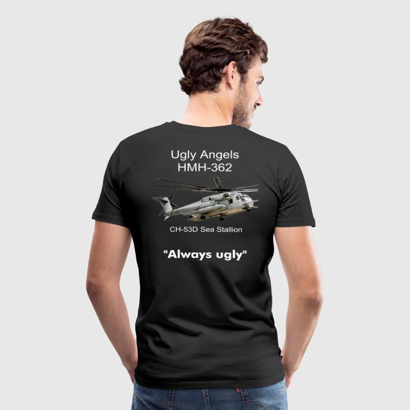 womens HMH-362 Ugly angels t-shirt - Men's Premium T-Shirt