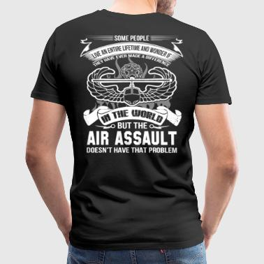 Air Assault  - Men's Premium T-Shirt