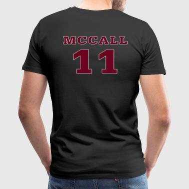 Beacon Hills Lacrosse - Men's Premium T-Shirt