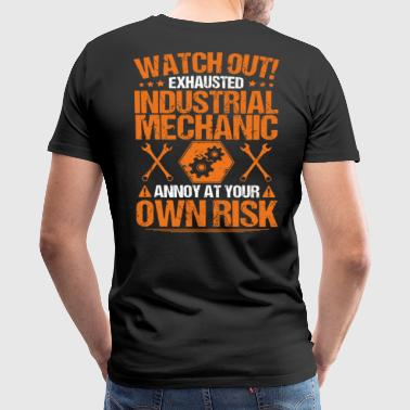 Industrial Mechanic/Industrial Technician/Gift - Men's Premium T-Shirt