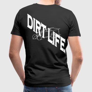 DIRTLIFE MOD - Men's Premium T-Shirt