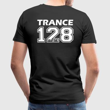 Paul Van Dyk Trance 128 BPM - Men's Premium T-Shirt