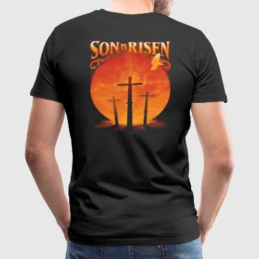 Son Is Risen Christ Jesus - Men's Premium T-Shirt