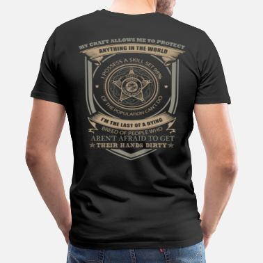 Deputies deputy sheriff deputy sheriff - Men's Premium T-Shirt