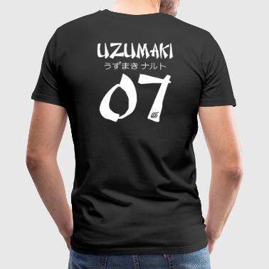 uzumaki team 7 - Men's Premium T-Shirt