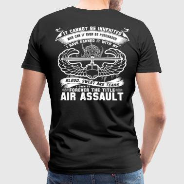 Army Air Assault Air Assault  - Men's Premium T-Shirt