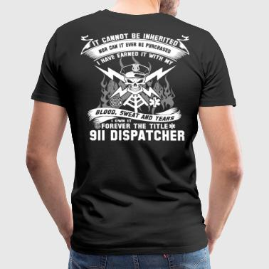 911 dispatcher 911 dispatcher - Men's Premium T-Shirt