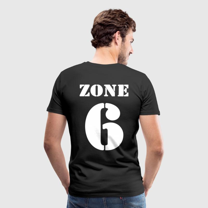 ZONE 6 - Men's Premium T-Shirt