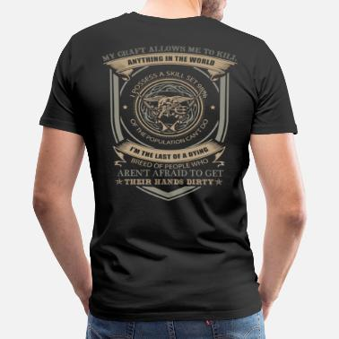 Navy Seals Navy Seal navy seals trident navy seals  navy se - Men's Premium T-Shirt