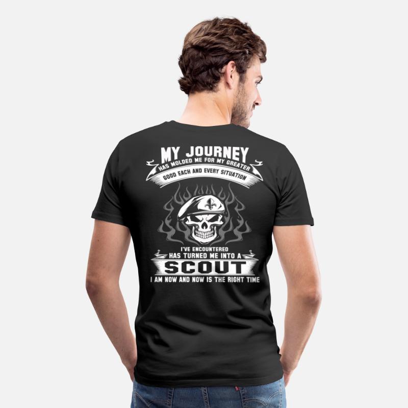 Scout Eagle Scout Girl Scout Leaders Moon Sailor Mens Premium T-Shirt  Spreadshirt-9632