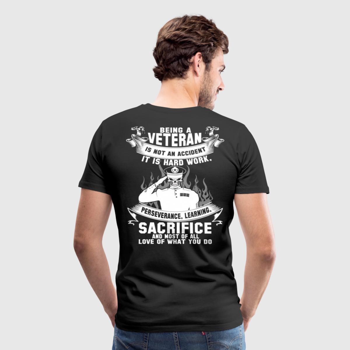 7e8bd3a4b Do Work Veteran T Shirt - Cotswold Hire