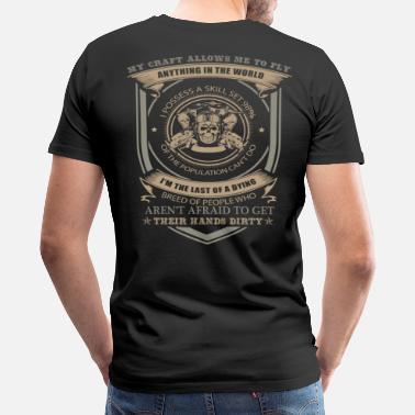 7ffd6eab pilot pilot funny helicopter pilot pilot aeropla - Men's Premium T-Shirt