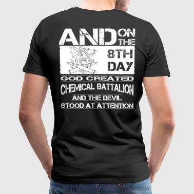 Chemical Battalion  - Men's Premium T-Shirt