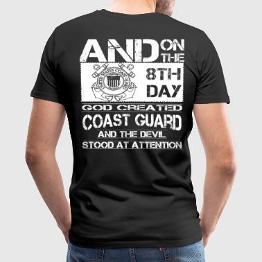 Coast Guard Coast Guard coast guard  us coast guard - Men's Premium T-Shirt