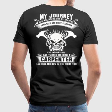 Saw Carpenter Carpenter john carpenter carpenter saw carpenter - Men's Premium T-Shirt