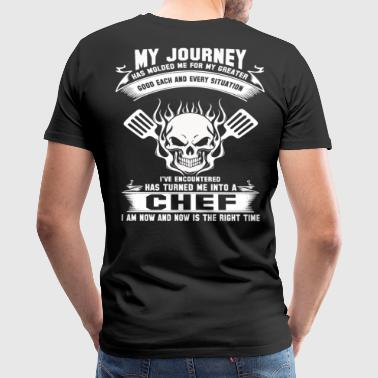 Chef Chef's Hat pampered chef little chef pamper - Men's Premium T-Shirt