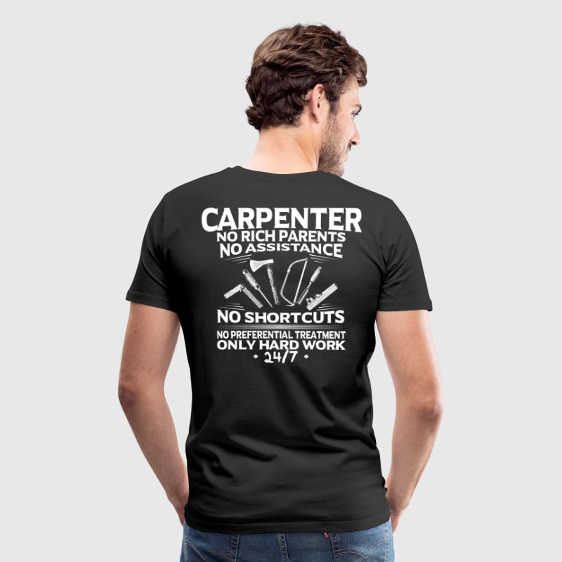Carpenter/Joiner/Cabinetmaker/Gift/Present - Men's Premium T-Shirt