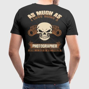 photographer photographer photographer journalis - Men's Premium T-Shirt