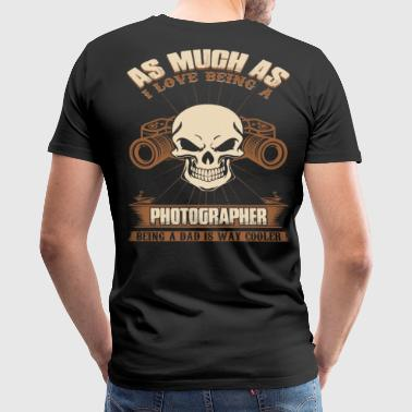 Canon photographer photographer photographer journalis - Men's Premium T-Shirt