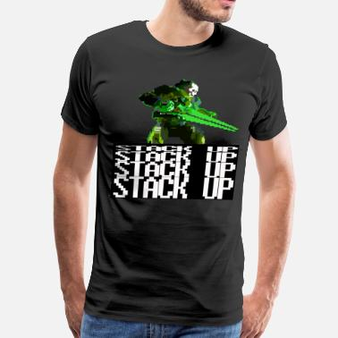 Halo 5 Halo 5 Stack up Tee - Men's Premium T-Shirt