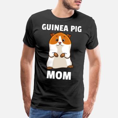 f9a74c8ef Guinea Pig Kids Guinea Pig Whisperer Funny Lovers Cute Pet Gift - Men's  Premium T-