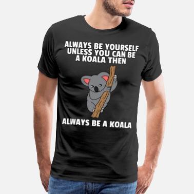 935d8e78 Australia Day Koala Bear Australia Funny Cute Lovers Gift - Men's Premium T- Shirt