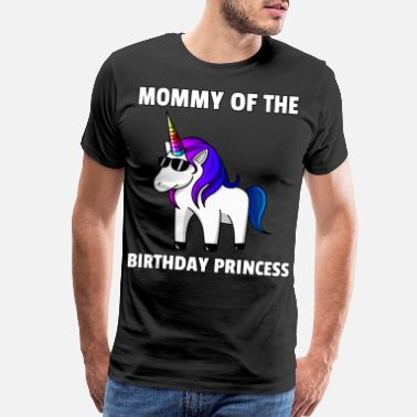 98138292e Funny Horse Sayings Unicorn Magic Rainbows Sweet Funny Mom Mommy Gift -  Men's Premium T-