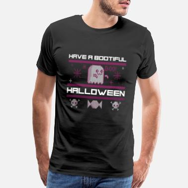 Movie Have a bootiful halloween, halloween gift, gost - Men's Premium T-Shirt