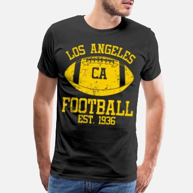 Tight Los Angeles Football Fan Gift Present Idea - Men's Premium T-Shirt