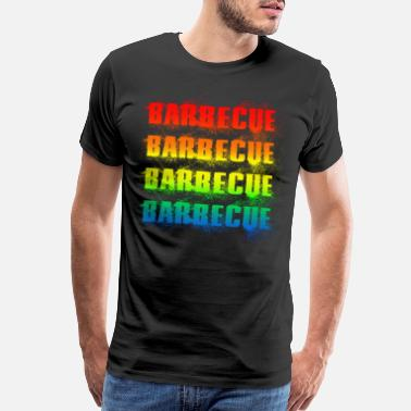 Dutch BBQ King - Men's Premium T-Shirt