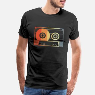 Rarity Cassette Tape - Men's Premium T-Shirt