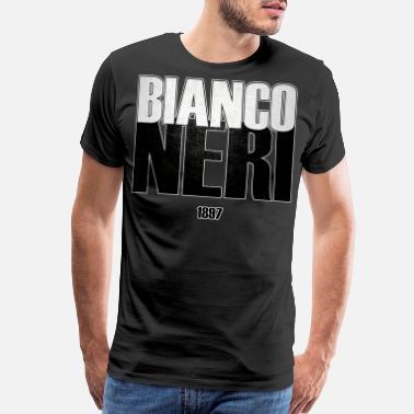 be1587e2c Juve Juventus fc bianconeri football soccer Italia - Men s Premium T-Shirt