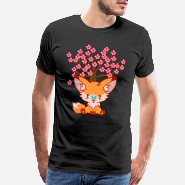 Hazelnut Cutest Gift Idea For Every Passionate Fox Lovers - Men's Premium T-Shirt
