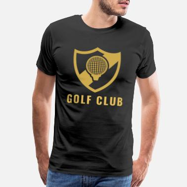 Golf Golf Sport - Men's Premium T-Shirt